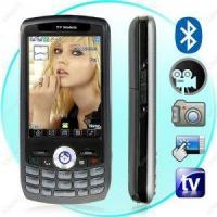Quad Band Touchscreen Cell Phone - Dual SIM/Dual Standby (Black) t223