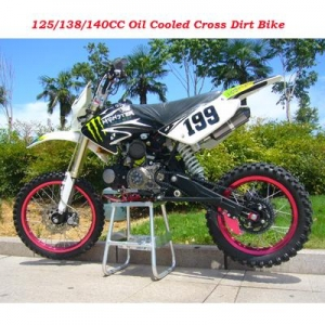 China 110-250CC Dirt Bike(CE) 140CC Oil Cooled Adult Dirt Bike(WV-DB051) on sale