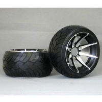 China Racing Quad Parts List 205/30-12 Inch Alloy Wheel(37) on sale