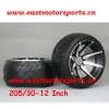 China Racing Quad Parts List 011: 12 inch Wheel Set for sale