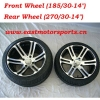 China Racing Quad Parts List 010:14 Inch Alloy Wheel for sale