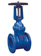 China RRHX rising stem resilient gate valve on sale