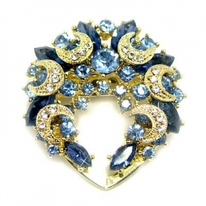 China fashion metal brooch,high end jewelry on sale