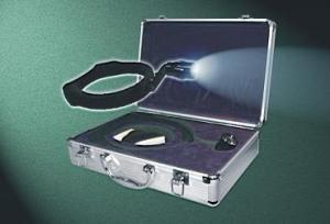 China Bang De Li Portable LED Medical Head Lamp on sale