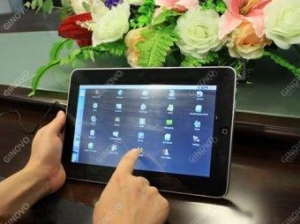 China 10 inch mid 1GHz Android 2.1 ePad aPad Tablet PC WiFi CPU ZT-180 (MID011) on sale