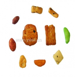 China Rice crackers&coated peanuts mix[8] RCM19 on sale