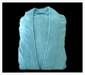 China Microfiber Products-men's bathrobes on sale