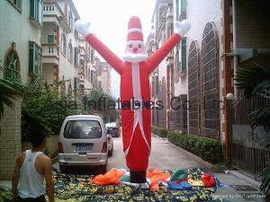 China Inflatable Santa Claus Air Dancer -3015 on sale