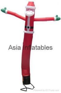 China Inflatable Santa Claus / Air Character / AIR Dancer -3016 on sale