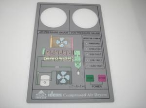 China Mold Products Custom membrane keypads 27 on sale