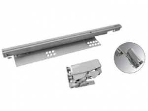 China Furniture Hardware commodity name1:Concealed undermounted drawer runners on sale