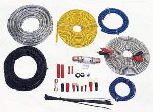 China CAR AMPLIFIER INSTALLATION WIRING KIT | Product> CAR AMPLIFIER INSTALLATION WIRING KIT>>HT-5515 on sale