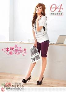 China Miss Milan plus size 8819 pants on sale