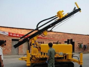 China KW10 water well drilling rig on sale