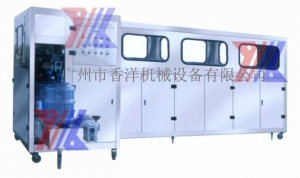 China DXGF18-18-6Filler Capper Three-in-One XY-240 Barreled Production Line XY-240 Barreled Production Line on sale