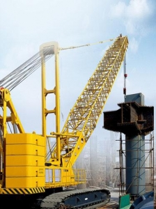 China QUY220 Lifting Machinery  Crawler Crane  XCMG on sale