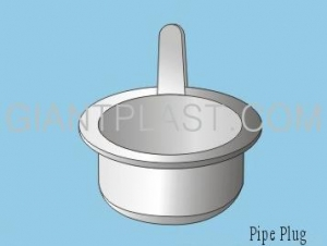 China PVC Conduit & Fitting pipe Plug on sale