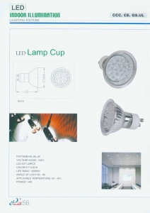 China LEDs LED-Lamp-Cup-GU10 on sale