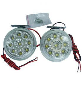 China LED Auto Lamp... Model:18 Led 18 Led Daytime Running Light on sale