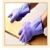 China Industrial Rubber Products Rubber Glovesother brand Rubber Gloves on sale