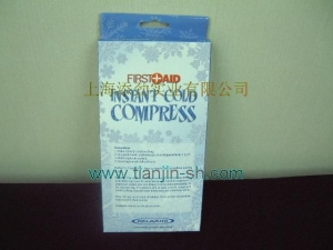 China Instant Cold Pack Instant  cool  pack on sale