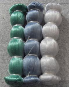 China Nylon Monofilament Fishing Net on sale
