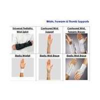 Ice Touch Series (Ice Touch Series) WRISTS, FOREARM & THUMB SUPPORTS SERIES