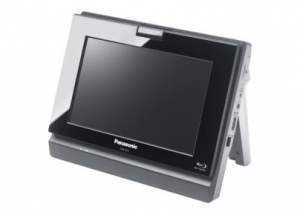 China Panasonic Panasonic DMP-BD15Panasonic DMP-B15 -Portable Blu-ray Disc Player with Built-in LCD Monitor on sale