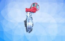 China Gate Valve Butterfly Valve Cast Steel Flanged Butterfly Valve on sale