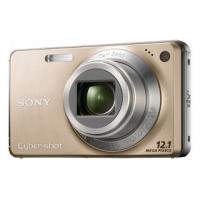 Sony Sony Cyber-shot DSC-W270 GoldSony DSC W270 Gold+Free Sony Case+Sony 2GB Card