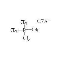 Quaternaries Tetramethyl Ammonium chloride / bromide