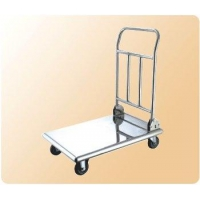 China (Folding)S.S. Flat Cart 113401 on sale