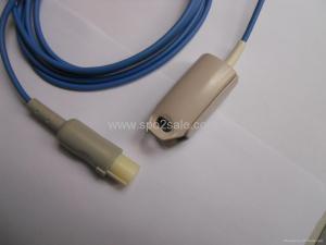 China Hellige Adult finger clip Spo2 sensor on sale