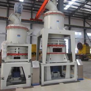 China Shibang High Pressure Micro Powder Grinder on sale