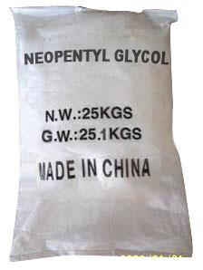 China Coatings and paints Neopentyl glycol Molecular formula:C5H12O2 on sale