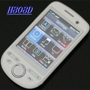 China H808D DVB-T digital tv Mobile Phone Wifi Quad Band Dual Sim Cards Unlocked Touch Screen Cell Phone on sale
