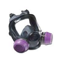NORTH 5400 series low maintenance full face mask
