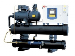 China Screw Chiller on sale