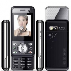 China W8 TV mobile phone with Trackpad Quad Band Sliding design Dual card and standby on sale