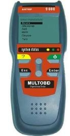 Quality Code Scanner S600 Full Function Can OBD2 Scanner for sale