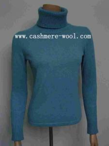 China Women Cashmere Sweater supplier