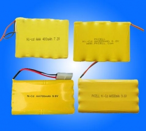 China Ni Cd Rechargeable Battery PKCELL / Products Shows / Ni CD Rechargeable Battery / Ni CD Battery Pack on sale