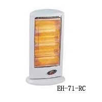 Products - Heaters  - Halogen Heater - EH-71-RC Halogen Heater