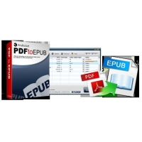 China PDF to EPUB Converter on sale
