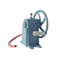 China teaching instrument Hand operated air pump on sale