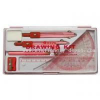 China Combination Tool Set Math Set / Geometric Tool on sale