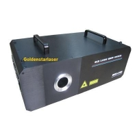 RGB1000 animation laser