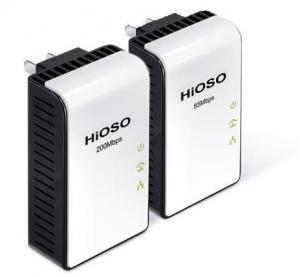 China Media Converters Powerline Ethernet Adaptor on sale