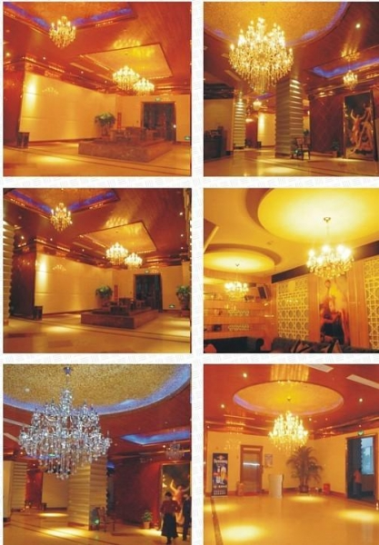 China Projects & HotelsStyle No.: partsofHotels&projects