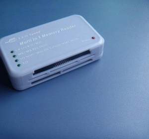 China Multi Card reader Multi In 1 Memory Reader on sale